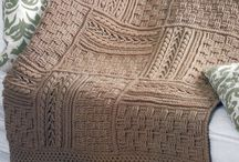 Crochet - Afghans, Bedspreads