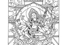 Θιβέτ ζωγραφική
