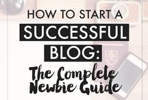 A-Z of Blogging / Everything you need to know and more about creating a successful Blog