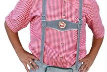 Lederhosen / Traditional German #Lederhosen Collection at http://goo.gl/Fkh0kF / by Ernst Licht Embroidery and Imports