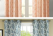 Window Treatments / by Katelyn Jones