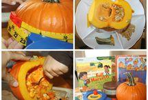 Theme: Pumpkins