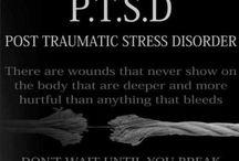 PTSD / by Amanda Duffy