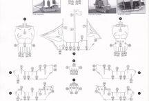 Киригами корабль