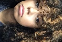 Curly Hair / Curly Hairstyles I Would Try Out