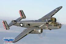 Vintage War Planes  / by Curt Kliewer