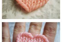 Handknits / Things I knit.