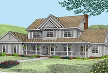 House Plans < 55 ft. deep / House plans for our shallow building lot. Less than 55 feet deep. 2500 sq. ft. min. (or will be that big if we double the living room on the 2nd floor and/or add a bonus room).