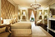 Dream bedroom ideas / by Angie Marquardt