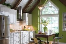 Kitchens / The heart of the home deserves some special attention - check out these amazing kitchens.   / by Armstrong Ceilings for the Home