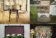 luggage love'n...Touched by Time Vintage Rentals / Love Love Love Vintage Suitcases!!! Bring that Vintage Charm to your special day by using suitcases in a unique way!!! Touched by Time Vintage Wedding Rentals has plenty to choose from... Come check out our Vintage Rentals & Event Styling on Instagram @touchedbytime