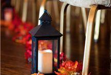 Fall wedding ideas / by Rita Basey