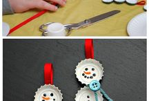 Cool Christmas crafts for the kids