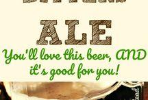 Home Brew (Ale, Mead, Beer, Wine, Kombucha)
