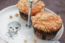 glutenfreie Muffins & Kuchen / leckere Rezepte und Bilder von glutenfreien Muffins, Kuchen & Co.