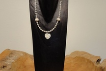 Sieraden / Sieraden gemaakt van natuurlijke materialen, Fair Trade zilver, troost en herinnering
