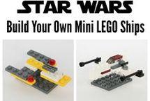 LEGO instrukcje