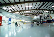 Boeing B-17 / Pima Air & Space Museum : Tucson, Arizona 1990 Boeing B-17