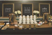 Wedding Snack Bar Ideas
