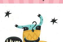 graphic design for children / by Carla Subirats
