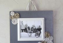 Picture Frames / by Ashley Steinmetz