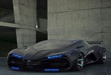 Cars/Concepts