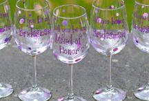 Purple/plum Wedding Ideas / Plum/lilac/lavender wedding ideas!
