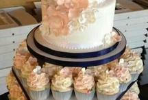 Cupcake svatební