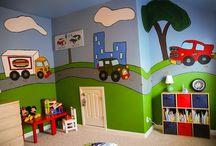 Riley's bedroom