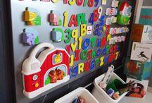 Kid's bedroom & play spaces