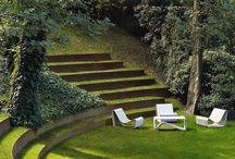 Outdoor Performance Spaces / I'm collecting images for inspiration prior to creating an outdoor amphitheatre.