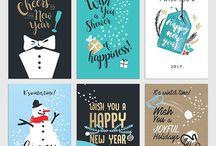 new year открытки