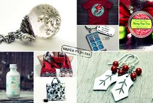 Indie Christmas / Cool stuff and gifts for Christmas.