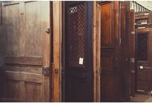 Antique Entry and Interior Doors / Browse the great collection of antique doors includes: French doors, vintage doors, old wooden doors, antique interior doors and entry doors at great prices.