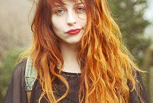 hair / Beautiful hair / by Mariella Amitai