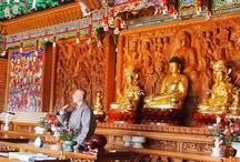 Corea del Sur. Seúl y Templos Budistas