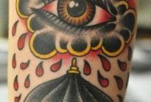 tattoos / streetart
