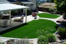 Artificial Turf / These are installations of customers who purchased and installed our Turf product.