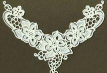 Neckline Embroidery Designs / Neckline designs