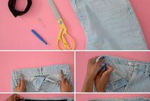 úpravy oblečení