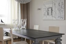 Dining in style / Dine in style with the selection of finest dining table and chairs to make each meal taste better.