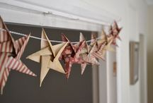 Diy origami / Eclectic, boho, industrial, natural, wood, neutral, harmony, eco living, zero waste, recycling, upcycling, diy