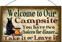 Camping & Glamping / by Chicky B