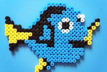 Iron on beads