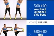 Daily Stretch Mini Workout and Core Circuit