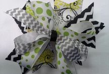 Frilly HaIrBoWs* / by Amber Long