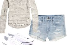 Hverdags klær