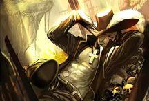 Dracule Mihawk-One Piece