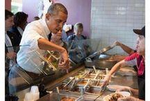 Obama and Biden (Presidency Lol)