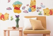 Winnie Pooh  / by Christy Burrows